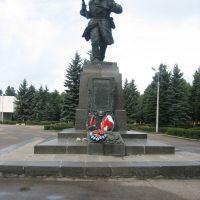 Памятник Матросову, Великие Луки