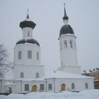 Великие Луки. Вознесенский собор. Velikiye Luki. Ascension Cathedral., Великие Луки