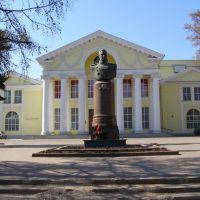 Рокоссовский и Великолукский драмтеатр, Великие Луки