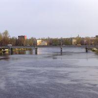 Мост через Ловать, Великие Луки