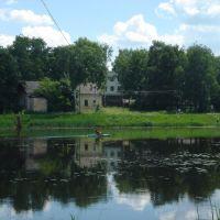 Velikiye Luki, Lovat river, Великие Луки