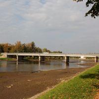 Мост через р. Ловать, Великие Луки