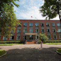 здание администрации Дедовичского района, Дедовичи