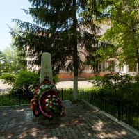 Могила партизана Героя Советского Союза, Харченко Михаила Семеновича, Дедовичи