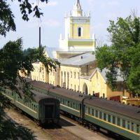 Станция Дно., Дно