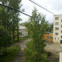 Дом учителей и общежитие (15 июля 2011 года)., Дно