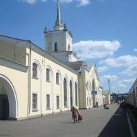 Станция Дно, Дно