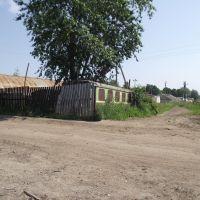 Бытовка из вагона ПВ51, Заплюсье