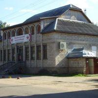 Прод. магазин; Аржинта(Высокое крыльцо) ул. Ленина д. 33., Идрица