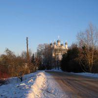 Церковь. 20 января 2006 г., Локня
