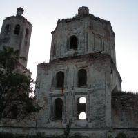 Заброшенная церковь, Локня