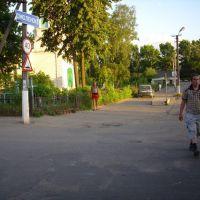 автовокзал, Невель
