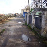 ЖД вокзал, Невель