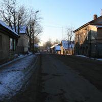 улица в Невеле, Невель