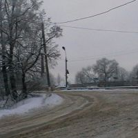 road, Невель