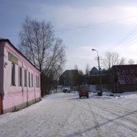 """площадь """"Папин Мир"""", Невель"""