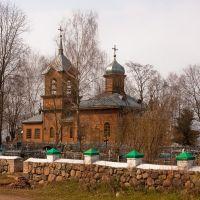 Церковь Рождества Христова в Новоржеве, Новоржев