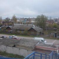 Новосокольники. Город. Novosokolniki. The city., Новосокольники