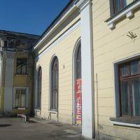 Станция Новосокольники, Новосокольники