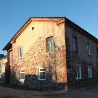 Опочка.  Старинный дом. Opochka. Old house, Опочка