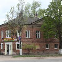 Опочка. Дом купца Телепнева. Opochka. Telepneva merchant house, Опочка