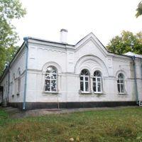 Палкино. Церковь Николая Чудотворца, Палкино
