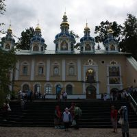 Assumption cathedral, Печоры