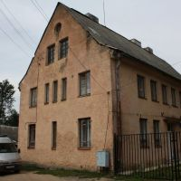 House in Pechory, Печоры
