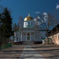 Михайло-Архангельский собор, Печоры