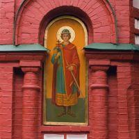 The chapel, Печоры