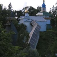 Псково-Печерский монастырь (Pskovo-Pecherskiy Dormition Monastery), Печоры