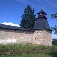Благовещенская башня., Печоры