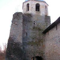 Porkhov. The castle tower, Порхов