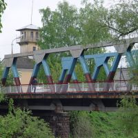 Мост через реку Шелонь, Порхов