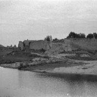 Порхов. Крепость на р.Шелони. 07/1956г., Порхов