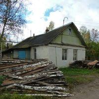 Жилой дом на Новгородской улице, Порхов