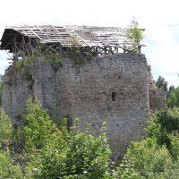 Средняя башня Порховская крепость, Порхов
