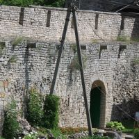 Никольские ворота Порховская крепость, Порхов