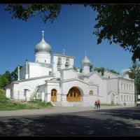 Varlaams Church, Псков