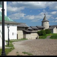 Pskov: the Krom, Псков