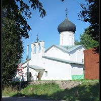 Pskov. Ioakim and Anna Church, Псков