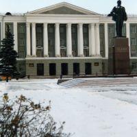 Ploschad Lenina, Pskov, Псков
