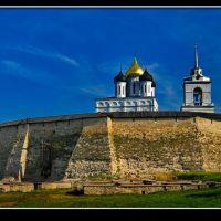 Kremlin Pskov Russia, Псков