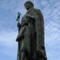 Pskov. Sacred Olga., Псков