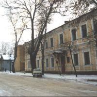 Pedagogical Institute, Gogol Street, Pskov, Псков