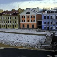 набережная Псковы, Псков
