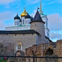 Псков. Кром. Pskov Kremlin., Псков
