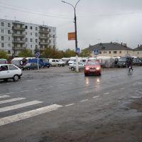 Рыночная Площадь, Пустошка