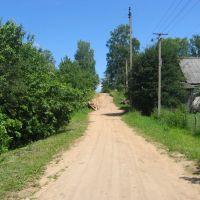 Пустошка, ул.Больничная, 2004, Пустошка