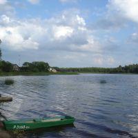 г. Пустошка, озеро, 2007, Пустошка